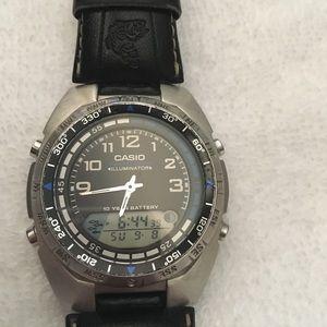 Casio Fishing Gear Illuminator Watch